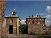 SE5158 : Beningbrough Hall by Derek Harper