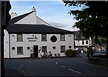 SD3097 : The Crown Inn, Coniston by Ian Greig