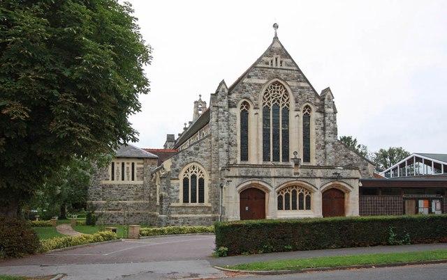 St Mark, Church Road, Woodcote