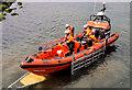 J5082 : Bangor lifeboat rescue (2) by Albert Bridge