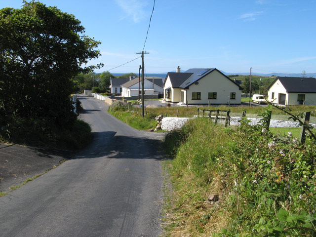 Houses at Mount Temple