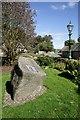 NT0998 : Cleish Village Millennium Stone by Walter Baxter