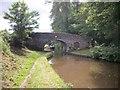 SJ4333 : Yell Bridge Ellesmere Canal by Mr M Evison