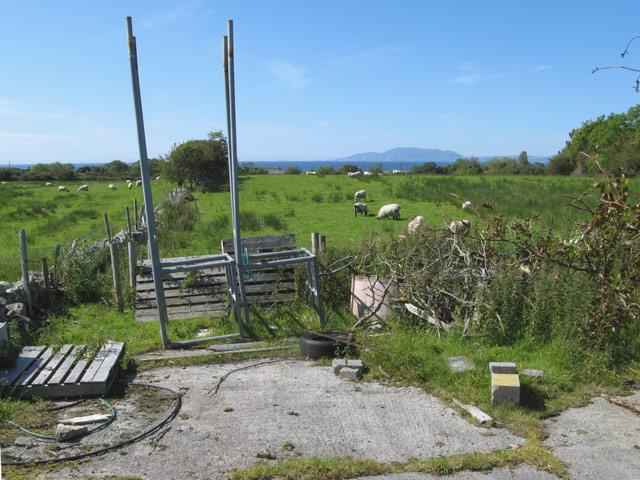 Farmyard paraphernalia