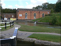 SP6989 : Foxton Locks Museum by Alan Murray-Rust
