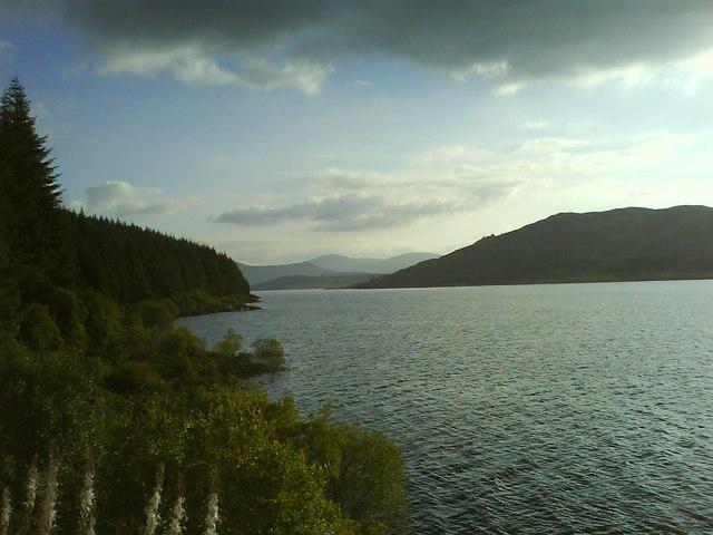 Merrick from Loch Doon