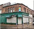 SJ9295 : Vacant corner by Gerald England