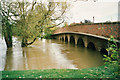 TL1803 : Flooding on 30th October 2000 (3) by John Webb