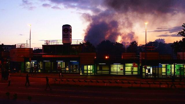 Croydon Burns