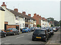 SP7761 : Sandringham Road by Alan Murray-Rust