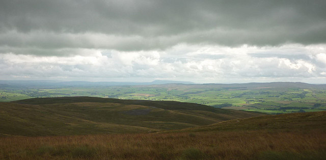 The moor above Cote Gill