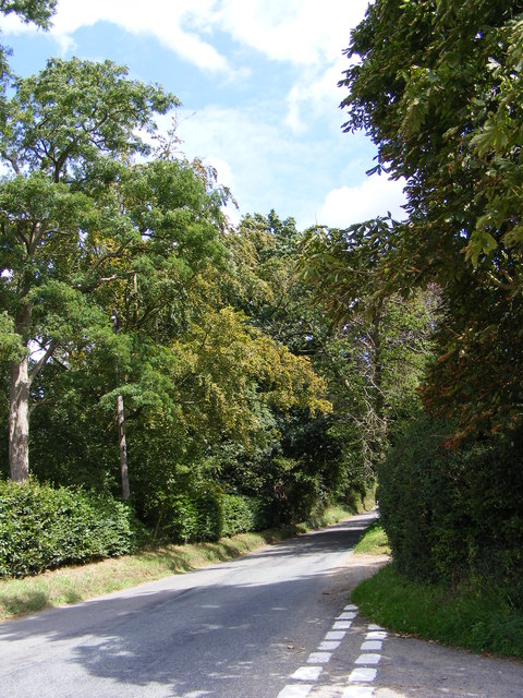 Hall Farm Road, Great Bealings