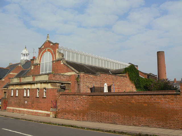 Barry Road School Swimming Baths