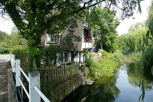 House at Whistley Bridge