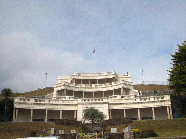 The Belvedere in Hoe Road