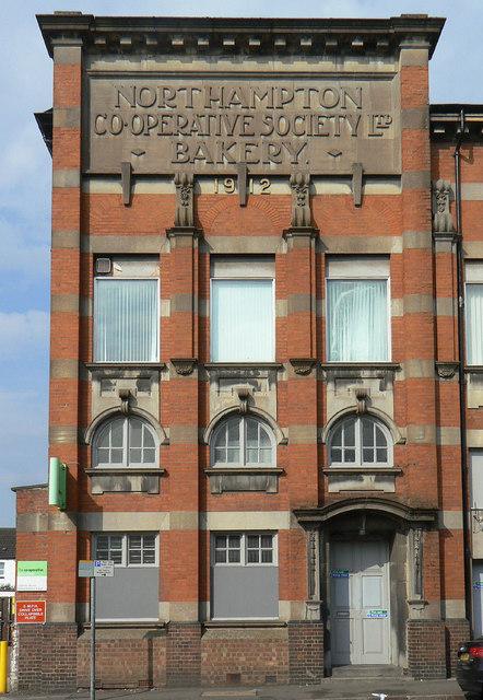 Northampton Co-operative Society Bakery