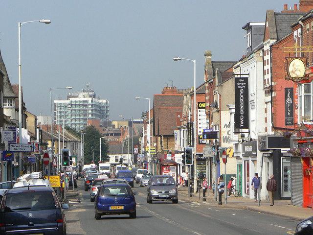 Wellingborough Road 169 Alan Murray Rust Geograph Britain