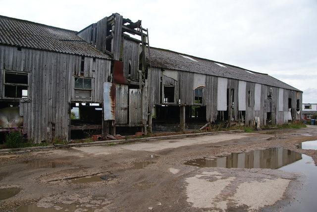 Barn at Old Barn Farm