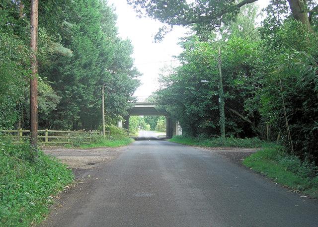 M27 underpass