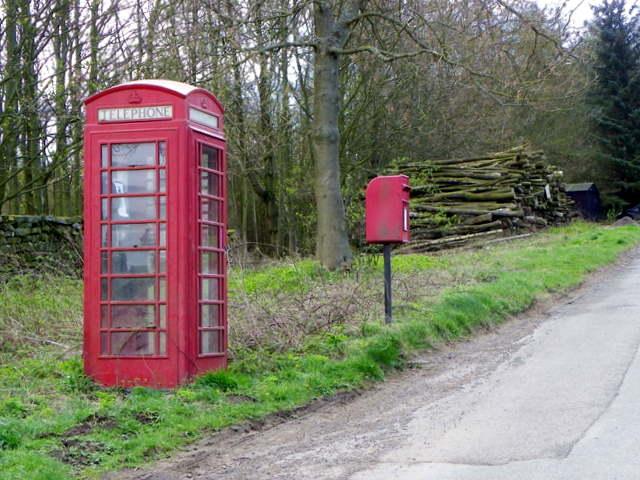 Telephone box, Warthermarske