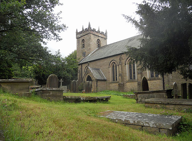 Taxal: St. James's Church