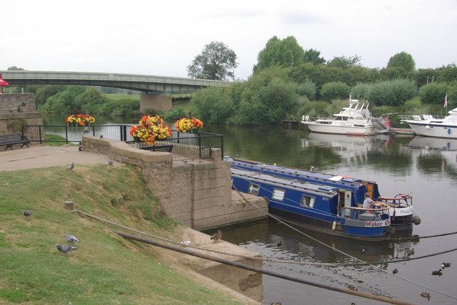 River Severn, Upton upon Severn