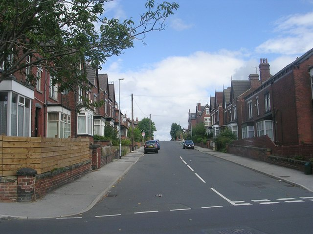 Kirkstall Avenue - Raynville Road