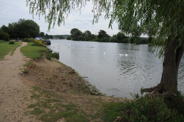 The Thames at Bourne End