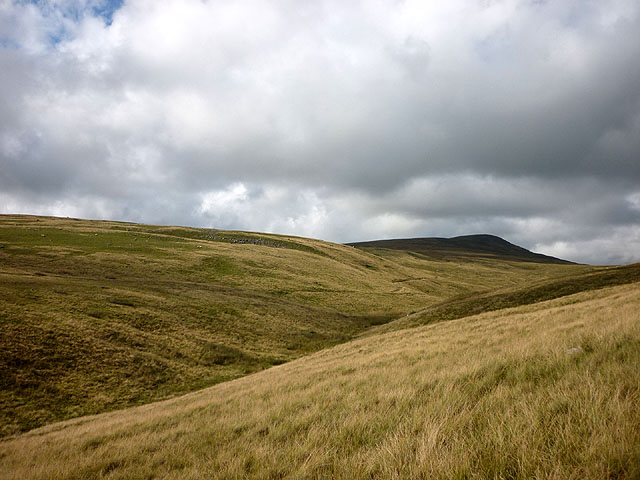 Cote Gill and Little Ingleborough