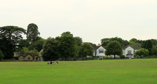 2011 : R & R on Frenchay Common