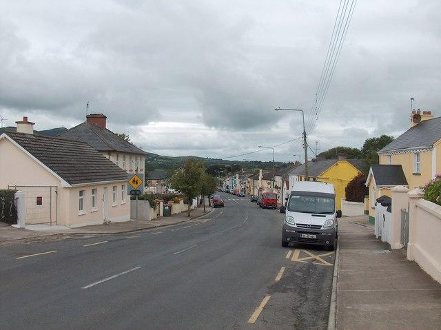 Main Street, Ballylanders