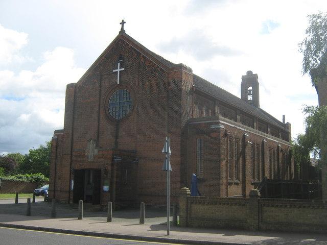 The Parish Church of St. Martin