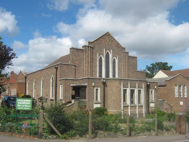 Barnehurst Methodist Church