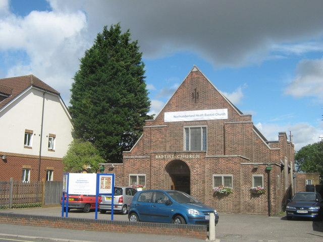 Northumberland Baptist Church