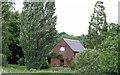 TM1333 : Outbuilding near Stutton Mill by Roger Jones