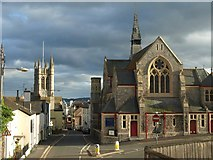 SX9473 : Churches, Teignmouth by Derek Harper