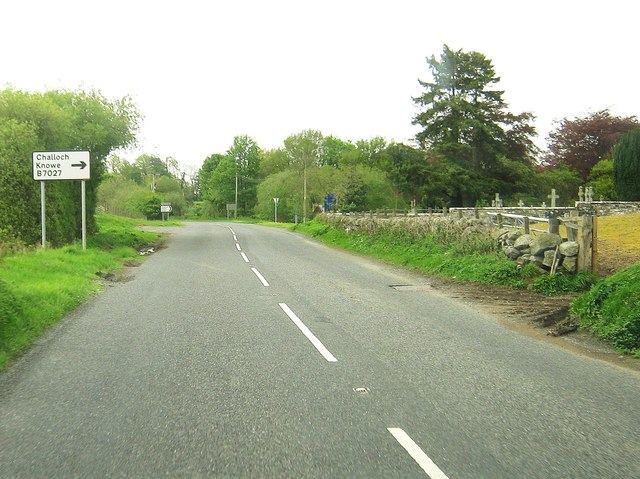 Approaching the A7027