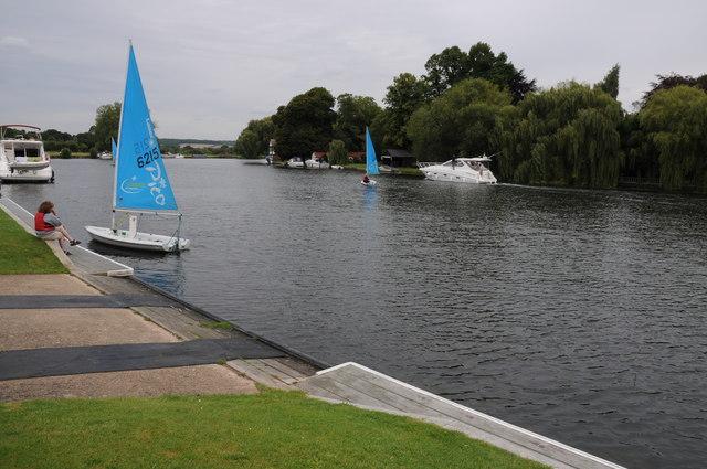 River Thames at Cookham