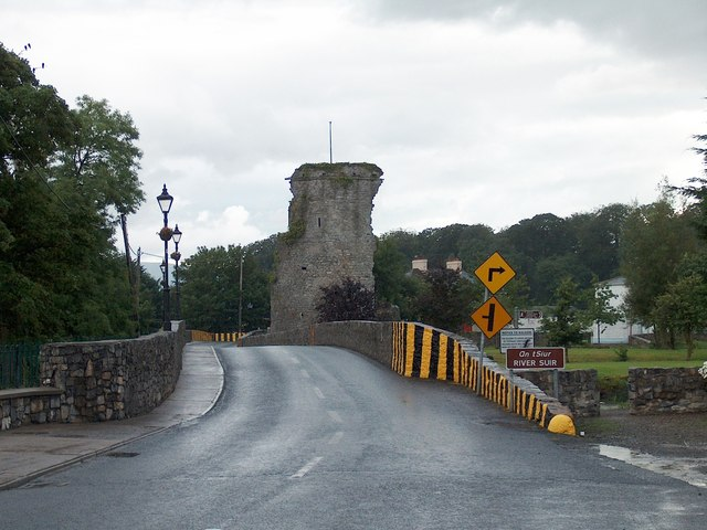 Bridge over the River Suir at Golden, County Tipperary
