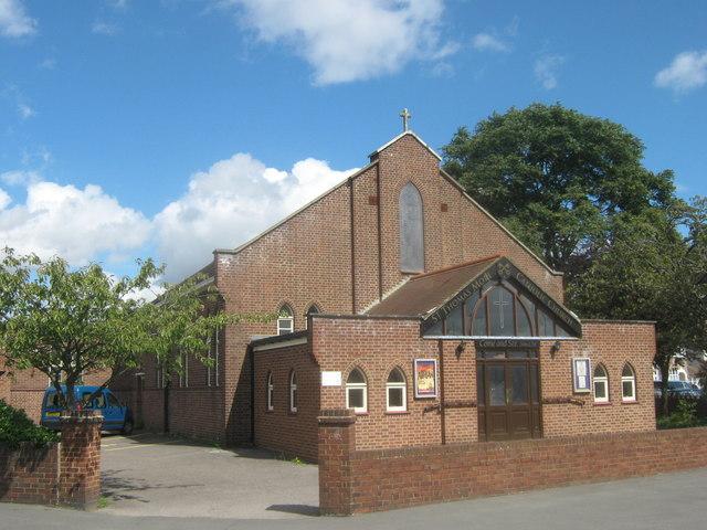 St. Thomas More Catholic Church, West Heath (2)