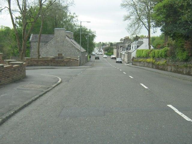 King Street, Newton Stewart