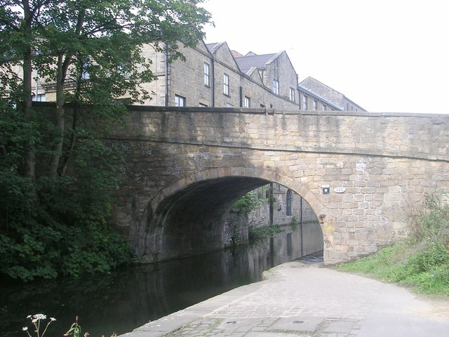 Canal Bridge No 222 - Broad Lane