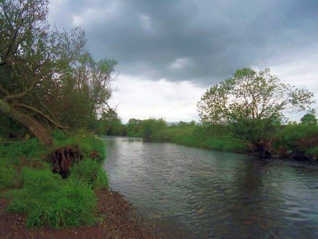 Bridge of Allan, Allan Water [5]