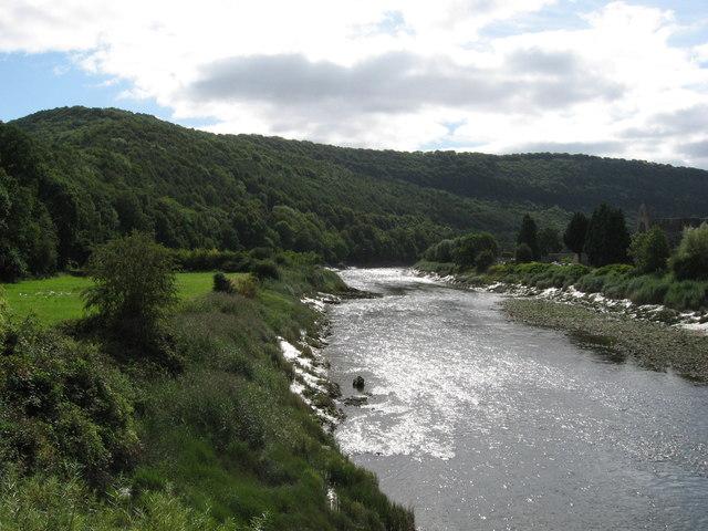 River Wye, Tintern
