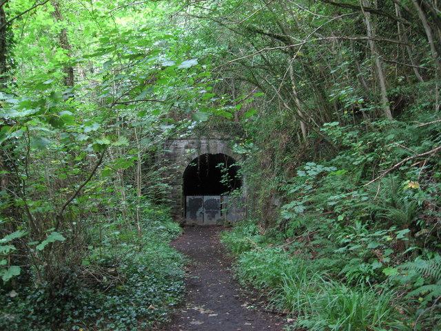 South portal of Tintern tunnel