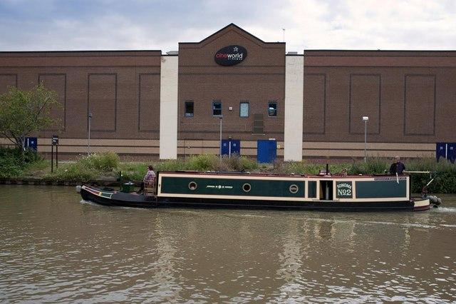 Gloucester Sharpness waterway