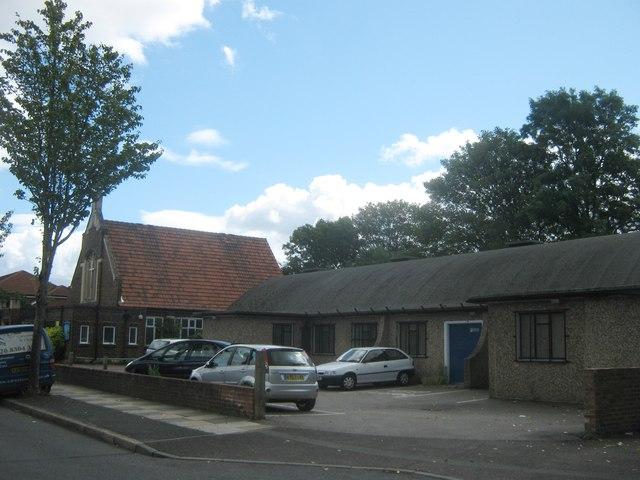 Welling Baptist Church and Church Hall