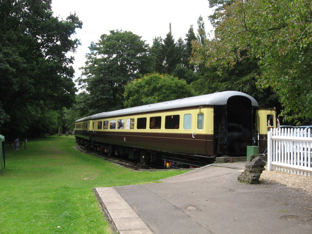 The old station at Tintern