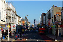 TQ3266 : Croydon Riots - the morning after by Peter Trimming