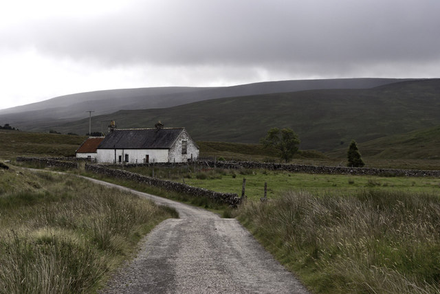 Dalphaid Keepers cottage